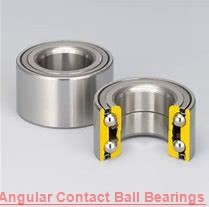 165,1 mm x 215,9 mm x 25,4 mm  KOYO KGA065 angular contact ball bearings