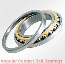 35 mm x 62 mm x 14 mm  FAG B7007-C-T-P4S angular contact ball bearings