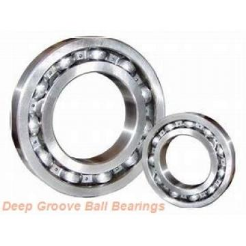 2,5 mm x 6 mm x 1,8 mm  ISO 618/2,5 deep groove ball bearings