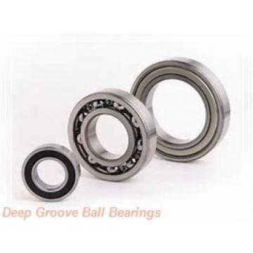 107,95 mm x 127 mm x 9,525 mm  KOYO KCC042 deep groove ball bearings