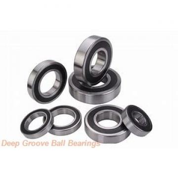 17 mm x 40 mm x 12 mm  NACHI 6203ZENR deep groove ball bearings