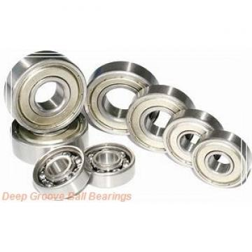 80 mm x 150 mm x 44 mm  KOYO UKX16 deep groove ball bearings