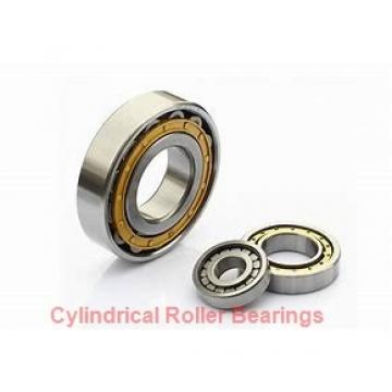 260 mm x 540 mm x 102 mm  ISO NU352 cylindrical roller bearings