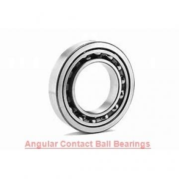 60 mm x 95 mm x 18 mm  FAG HSS7012-E-T-P4S angular contact ball bearings