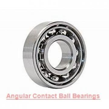 260 mm x 360 mm x 46 mm  ISB QJ 1952 N2 angular contact ball bearings