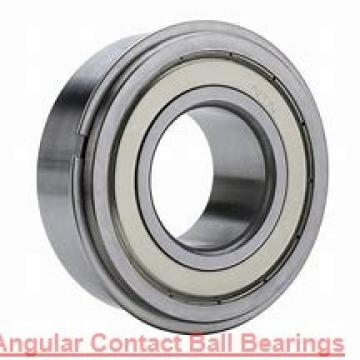 60 mm x 130 mm x 31 mm  NACHI 7312 angular contact ball bearings