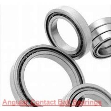65 mm x 100 mm x 18 mm  NSK 65BER10X angular contact ball bearings
