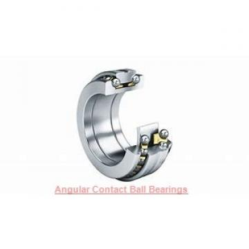 240 mm x 320 mm x 38 mm  SNR 71948HVUJ74 angular contact ball bearings