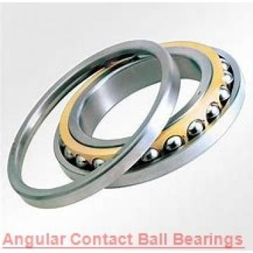 35 mm x 72 mm x 17 mm  ISB 7207 B angular contact ball bearings