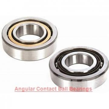 Toyana 7020 C-UD angular contact ball bearings