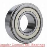 60 mm x 130 mm x 31 mm  NTN 7312 angular contact ball bearings