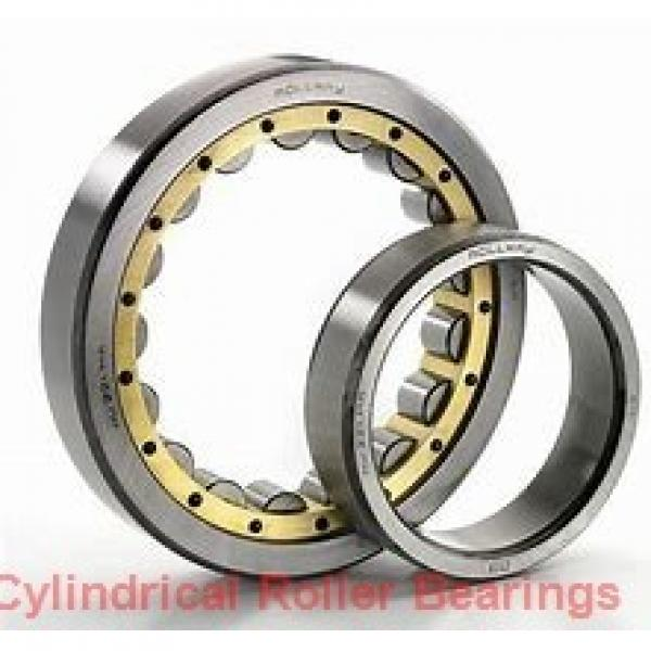 35 mm x 80 mm x 21 mm  ISO NUP307 cylindrical roller bearings #2 image