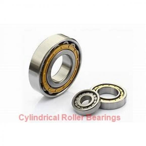 85 mm x 210 mm x 52 mm  KOYO NUP417 cylindrical roller bearings #1 image